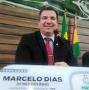 Vereador Marcelo Dias vai homenagear pioneiras do Bombeiro Militar
