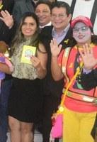 Vereador Nelson Souza apoia mais ações educativas para o trânsito de Macapá