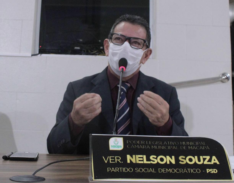Vereador Nelson Souza busca melhorias para o arquipélago Bailique