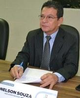 Vereador Nelson Souza declarou apoio a luta das famílias ameaçadas de despejo