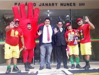 Vereador Nelson Souza está otimista com anuncio da reativação dos semáforos da Duca Serra