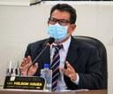 Vereador Nelson Souza pede maior assistência as familiais atingidas pelo fenômeno das terras caídas no Bailique
