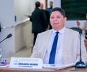 Vereador Odilson Nunes busca melhorias para o bairro Jardim Felicidade