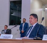 Vereador Odilson Nunes pede iluminação pública para três bairros da capital.