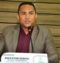 Vereador Pastor Didio Silva contesta veto integral a PL que garante qualificação profissional da mulher