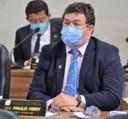 Vereador Paulo Nery busca ajuda do senador Lucas Barreto para resolver problemas na região do Pacuí