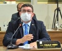 Vereador Paulo Nery pede nova linha de ônibus para atender o residencial Jardim Açucena