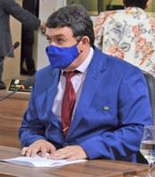 Vereador Paulo Nery pleiteia recursos para a construção de arena poliesportiva no residencial Jardim Açucena