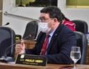 Vereador Paulo Nery provoca debate na CMM sobre área de invasão no Infraero III, na Zona Norte