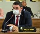 Vereador Paulo Nery quer policiamento ostensivo nos Bairros Marabaixo IV e Novo Buritizal