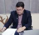 Vereador Paulo Nery reclama da falta de central de ar condicionado na UBS de São Joaquim do Pacuí