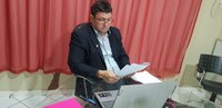 Vereador Paulo Nery solicita aumento da frota de ônibus para o Jardim Açucena