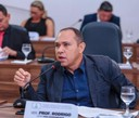 Vereador Professor Rodrigo Gomes pede investimentos para os bairros Jardim Marco Zero e Beirol