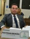 Vereador Rayfran Beirão defende melhorias para diversos bairros da capital