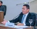 Vereador Rayfran Beirão defende melhorias para o bairro Pantanal.