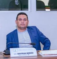 Vereador Rayfran Beirão pede policiamento para o Bairro Pantanal.