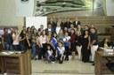 Vereador recebe alunos da Aracy Nascimento que conquistaram o 2° lugar no Enetec 2018