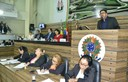 Vereador Rinaldo Martins traz dois convidados à tribuna da Câmara Municipal