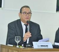 Vereador Rinaldo participa de audiência pública no Jardim Açucena e transforma reivindicações em requerimentos na CMM