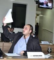 Vereador Victor Hugo defende melhorias para três bairros da capital