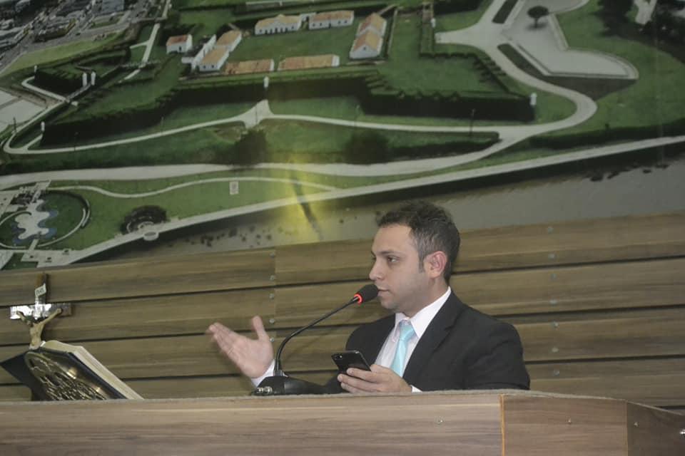 Vereador Yuri Pelaes propôs retomada das Reuniões Itinerantes