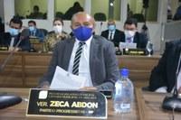 Vereador Zeca Abdon solicita melhorias para Beirol, Marabaixo I, Perpétuo Socorro e Zerão.