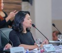 Vereadora Adrianna Ramos cobra melhorias para o Novo Horizonte