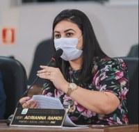 Vereadora Adrianna Ramos pede melhorias na infraestrutura e limpeza urbana de bairros