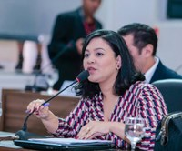 Vereadora Adrianna Ramos quer mais policiamento na Escola Municipal Josafá Aires da Costa
