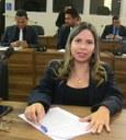 Vereadora Bruna Guimarães defende melhorias para diversos bairros de Macapá