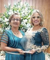 """Vereadora de Macapá Patriciana Guimarães ganha Prêmio """" Mulher do Ano"""""""