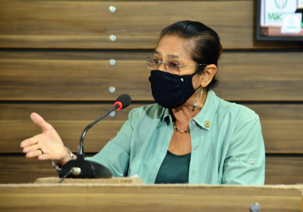 Vereadora Janete defende o uso imediato da Maternidade de Parto Normal e criação de políticas públicas para desenvolver o Banco de Leite Humano