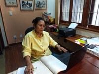 Vereadora Janete destaca aniversário de 12 anos da Lei da Transparência