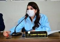 Vereadora Luany Favacho requer manutenção da rede de distribuição de água do Conjunto Habitacional Macapaba I