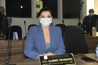 Vereadora Luany Favacho requer melhorias em áreas urbanas de Macapá