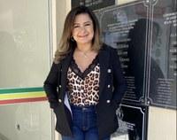 Vereadora Maraína Martins pede faixa de pedestre em frente de duas escolas municipal de ensino infantil