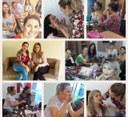 Vereadora Maraína Martins promove curso de auto-maquiaguem para servidoras da câmara de Macapá.