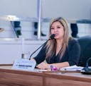 Vereadora Maraína Martins promove debate sobre os direitos na gravidez