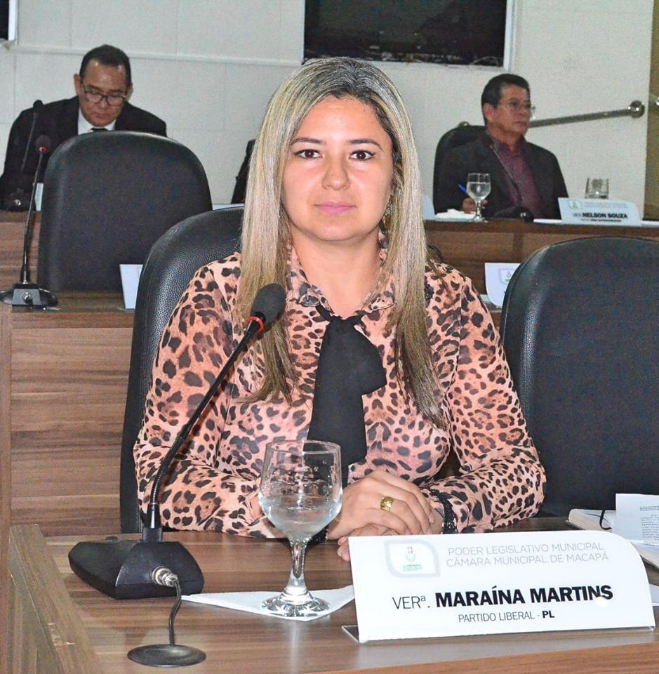 Vereadora Maraína Martins quer melhorias para os barros Renascer, Perpétuo Socorro e Araxá