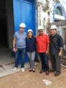 Vereadora Maraína Martins solicita esclarecimentos quanto à conclusão da obra do Mercado Central de Macapá.