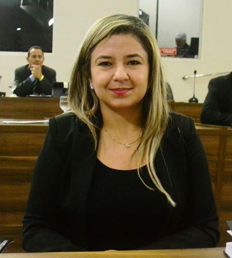 Vereadora Maraína Martins: Um mandato em prol da juventude e do empreendedorismo.