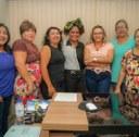 Vereadora Patriciana Guimarães recebe mulheres de Macapá em seu Gabinete