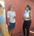 Vereadora Patriciana Guimarães visita bairro do Goiabal a pedido dos moradores