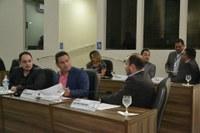 Vereadores anunciam criação da CPI do transporte.