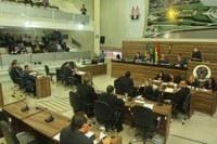 Vereadores apresentam 51 proposições na 45ª reunião Legislativa
