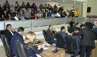 Vereadores aprovam diversas matérias durante reunião ordinária
