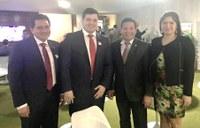 Vereadores cumprem agenda oficial em Brasília-DF