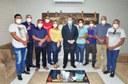 Vereadores de Laranjal do Jari conhecem estrutura e funcionamento da Câmara Municipal de Macapá