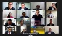Vereadores de Macapá chegam a 21ª sessão virtual da Câmara Municipal de Macapá