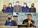 Vereadores de Macapá debatem o Setembro Amarelo e a reestruturação da rede de atendimento a prevenção ao suicídio